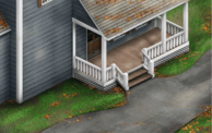 Fall Colonial Home TF2016