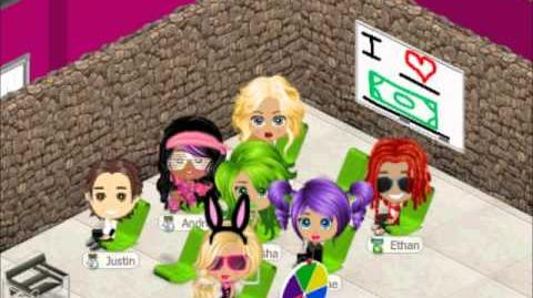 Yoville Game Show I Love Money Episode 1