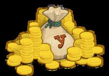 YoCoins Sack