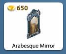 Arabesque Mirror Haunting