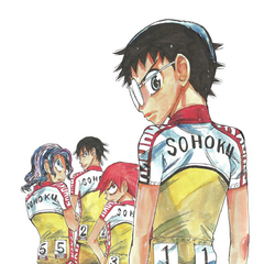 Onoda with the
