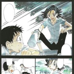 Onoda meets Manami.