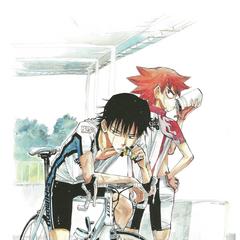 Naruko with Imaizumi.