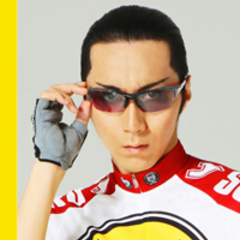<center>Gomoto Naoya as Kinjou Shingo.</center>