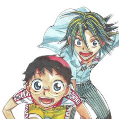Onoda with Manami.