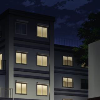 The school dorms.