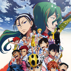 Yowamushi Pedal:The Movie