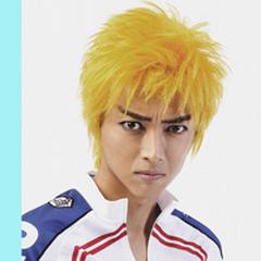 <center>Morimoto Ryoji as Fukutomi Juichi.</center>