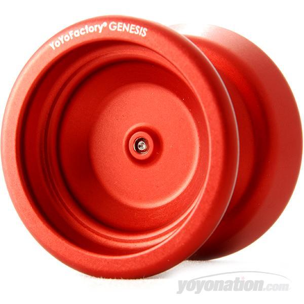 YoYoFactory SuperStar Yo-Yo New Design Red
