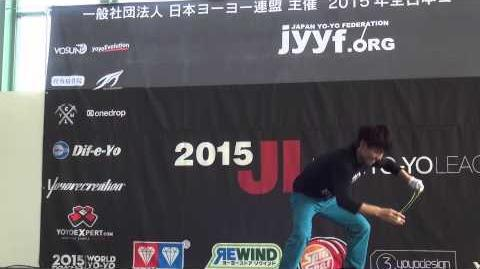 2015NJ Final 4A 01 Tsubasa Onishi