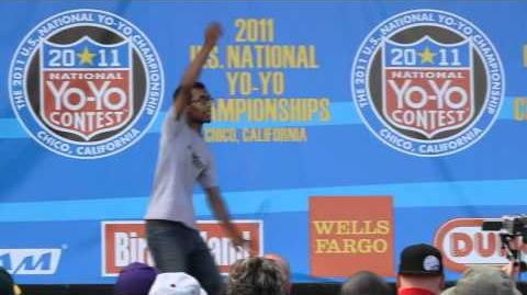 YoYoFactory Presents Anthony Rojas 2nd Place 1A 2011 USA National YoYo Contest