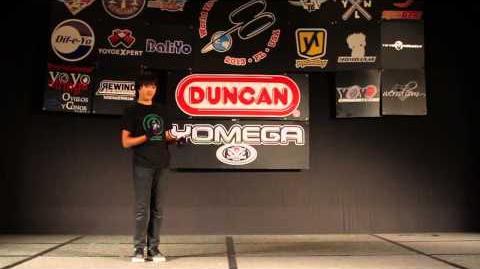 3A Finals - 4th - Alex Hattori - 2013 World Yo-Yo Contest