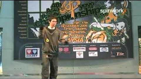 Daijiro Akatsuka 5A AP 2006 Freestyle (1st Place)