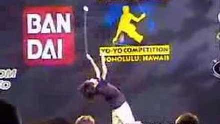 1999 world yoyo contest. Takumi Nagase