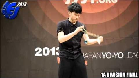 2013 East Japan B-block Yo-Yo Contest-1A-1st-Ryosuke Iwasawa