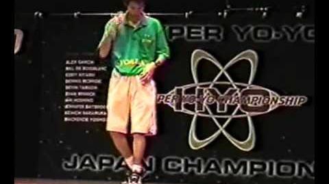 2000年JCS九州 中村名人デモ