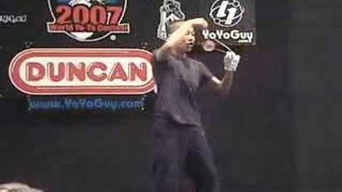 Eiji Okuyama Worlds 2007 4A 1st