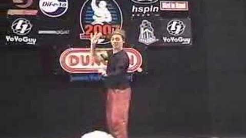 Koji Yokoyama Worlds 2007 2A 2nd