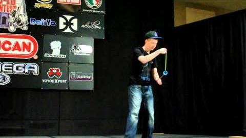 3A - Finals - 7 - Donald Hodgkinson - 2012 World Yo-Yo Contest