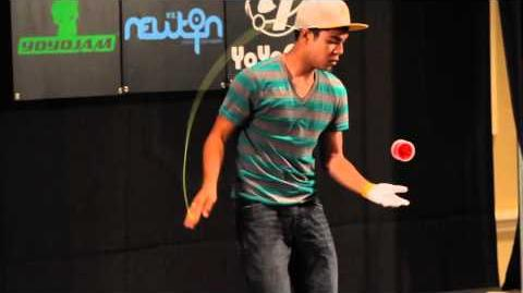 BEN CONDE PRESENTS- Ben Conde 2011 World YoYo Contest AKA best freestyle ever