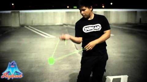 Duncan Skyhawk Yo-Yo Ft. Sean Perez