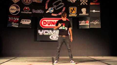 3A Finals - 2nd - Patrick Borgerding - 2013 World Yo Yo Contest