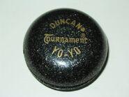 Duncan Sparkle Tournament Front