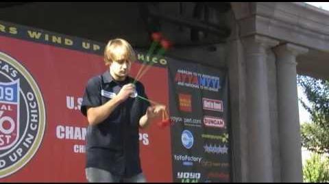 2009 National Yoyo Contest - 3A - Hank Freeman