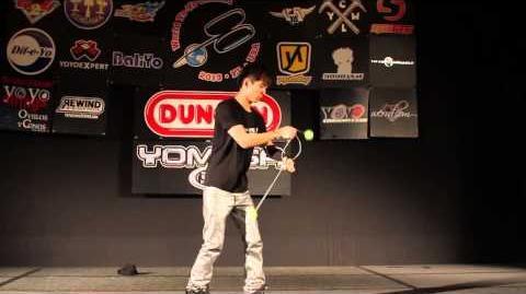 2A Finals - 4th - Chun Hay Chan 2013 World Yo Yo Contest