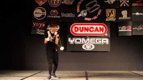 4A Finals - 3rd - Chun Hin Chan - 2013 World Yo-Yo Contest