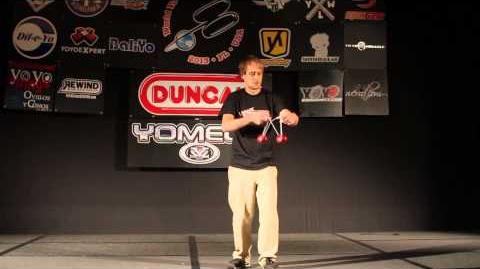 3A Finals - 1st - Hank Freeman - 2013 World Yo-Yo Contest