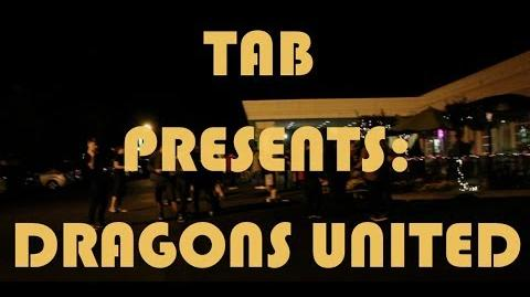 DRAGONS UNITED