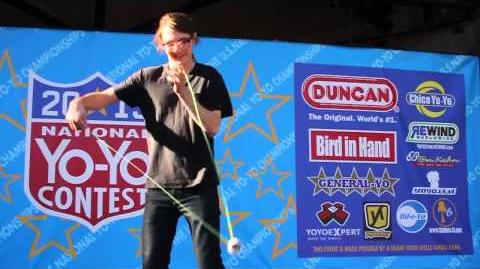 1A Finals Ky Zizan 2013 National Yo Yo Contest Presented By Duncan Toys