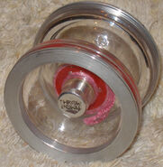 Throw down rings on clear fhz