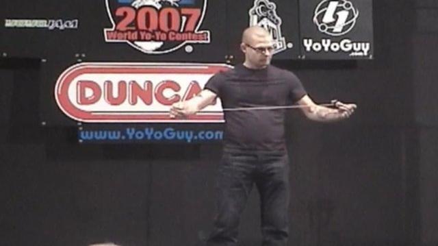 2007 Worlds - 5A - Steve Brown