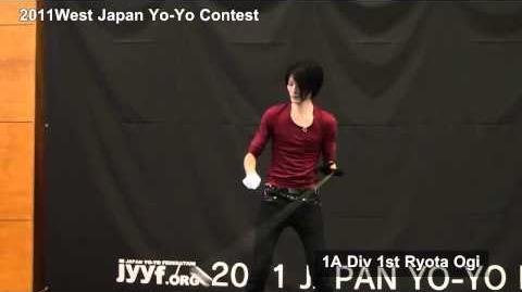 West Japan Yo-Yo Contest 2011 - 1A Div 1st Ryota Ogi