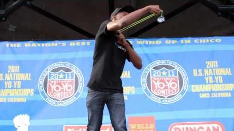Harold Owens III - 2011 U.S. National Yo-Yo Contest 1A - 1st Presented By Duncan