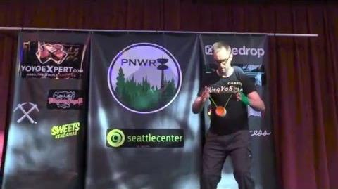 Jeremy McKay - 4A Final - 1st Place - PNWR 2016