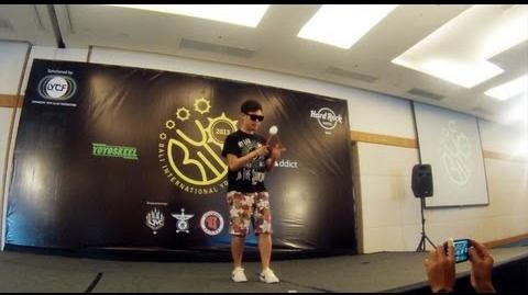 BIYO 2013 (Bali International YoYo Open) Clip video