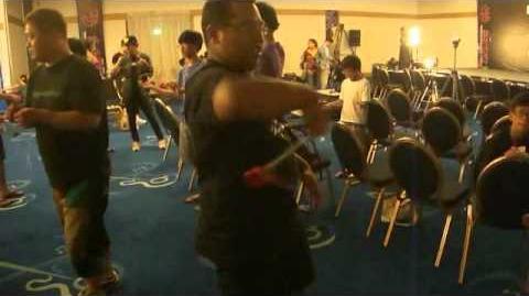 BALI International YoYo Open 2012 Clip Video, Hard Rock Bali