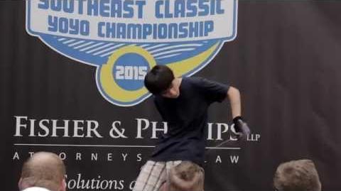 2015 SEC YoYo Championship 1A FINALS 4th Edgar Davis Presented by YoYoBrothers™