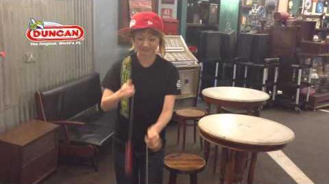 Duncan Hornet Yo-Yo - Feat. Mai Kurihara