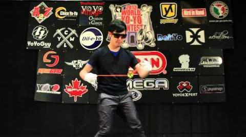1A - Finals - 1st - Hiroyuki Suzuki - 2012 World Yo-Yo Contest