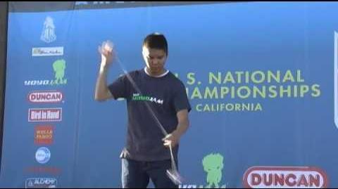 National yo yo contest 2008 1A 1st Eric Koloski