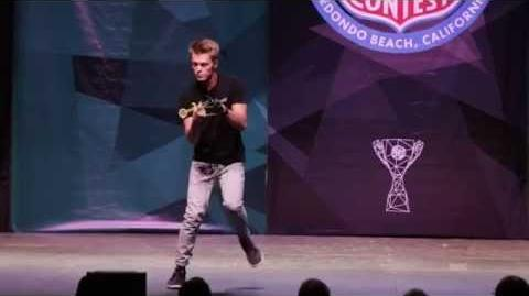 Gentry Stein - 1A Final - 1st Place - 2015 US National Yo-Yo Contest