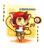 Chibi mike by phuijl-d47c6a7