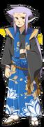 Yuudai true form