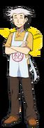 Yuudai anime