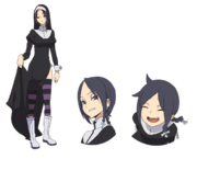 Wiki - Yae Character Art
