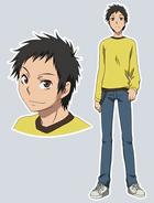 Akina appearance